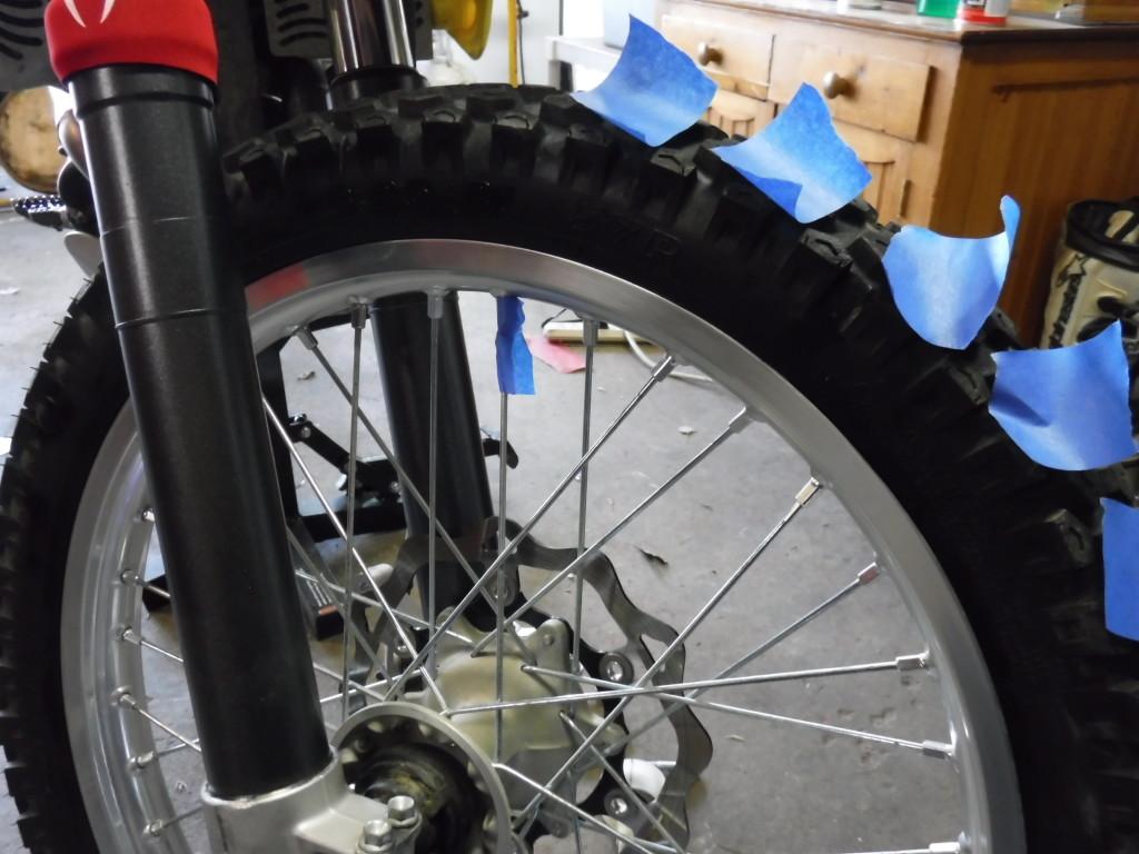 plastic dip wheel